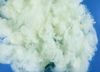 Hollow Conjugated Polyester Staple Fiber , Hollow Fibre Filling For Sofa Cushions